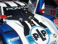 Highlight for Album: Infineon Raceway -- Randy Ruhlman and Ron Fellows