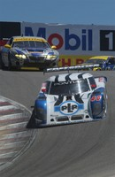Highlight for Album: Laguna Seca Grand American DP race
