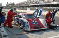 Highlight for Album: Mexico City 2007 Grand-Am Daytona Prototype Race