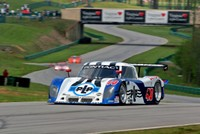 Highlight for Album: Virginia International Raceway Daytona Prototype race